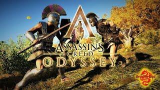 Assassins Creed Odyssey Я только посмотреть...