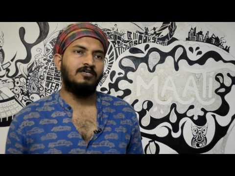 poetic adda @ Maati Centre ( in association with Poetry Couture)