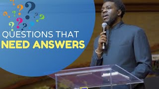 Questions That Need Answers | Rev. Stephen A. Green | Allen Virtual Experience