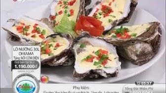 [Cách làm bánh]: Lò nướng điện Ohi@ma HMO-30
