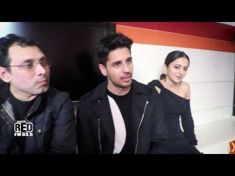 Ayyaari Team's Interview | Sidharth Malhotra Manoj Bajpayee Rakul Preet Singh | Rj Swati