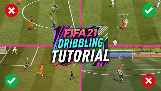 ONLY SKILL MOVES LEFT WORTH KNOWING (AFTER PATCHES) - FIFA 21 DRIBBLING TUTORIAL