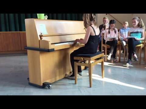 Udo Jürgens - Griechischer Wein 🍷 (Piano: Anouk)