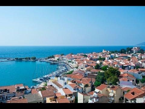 Hyggelige Pythagorion på Samos i Grækenland - YouTube