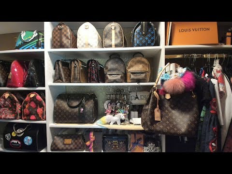 My Entire Handbag Collection 2017