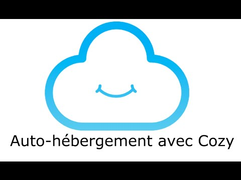 Cozy - Votre Cloud Personnel