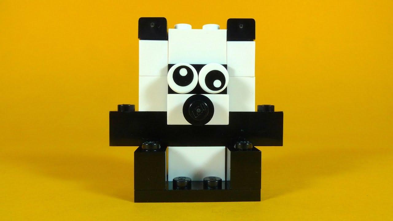 LEGO Panda Set 30026 | Brick Owl - LEGO Marketplace
