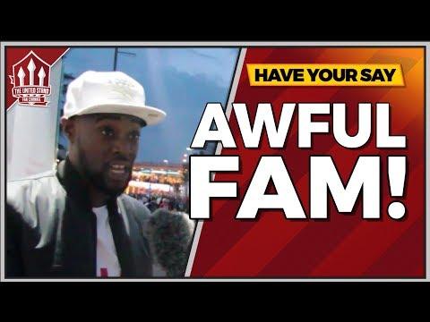 """SANCHEZ Goal A Disgrace"" Tottenham Fan ""EXPRESSIONS""   Man Utd vs Tottenham 2-1 thumbnail"