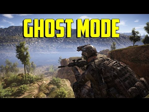 Ghost Recon Wildlands - Ghost Mode