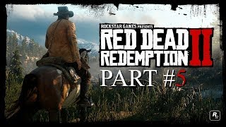 Red Dead Redemption 2 | XBOX ONE X |  PART #5