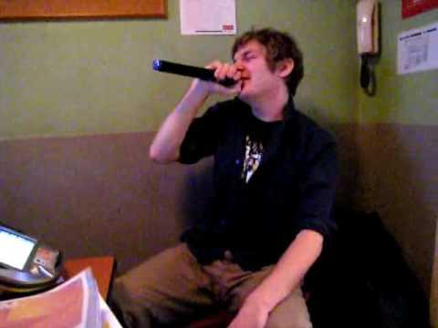 Blaise au Karaoke :)