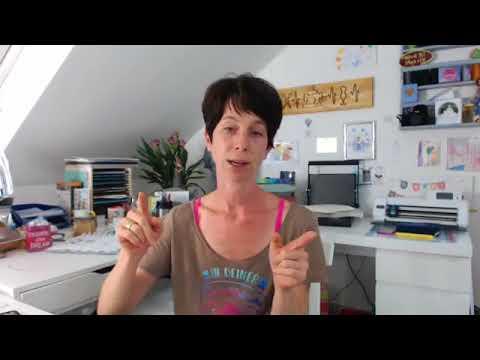 Plottermarie live Plottersprechstunde: Thema Flockfolien