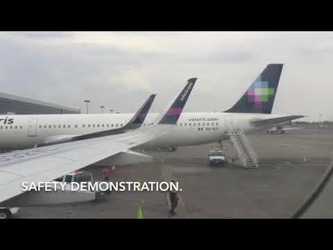 Trip Report: Volaris Airbus A320neo [N532VL] Y4/VOI 423 Guadalajara (GDL) To Tijuana (TIJ) Economy