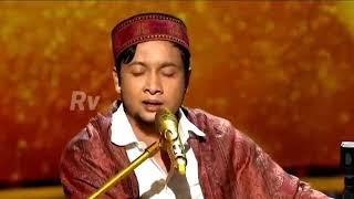 Pawandeep rajan Indian idol  !  kisi najar ko tera intjaar aaj bhi hai  !  superhit performance