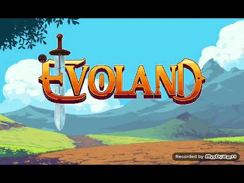 EVOLUTION OF GAME IN ONE GAME!! (Evoland part 1) |