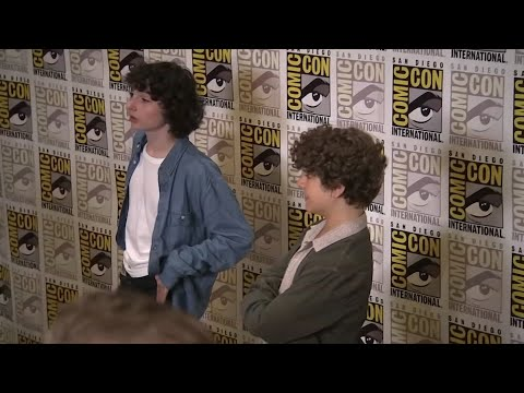 'Stranger Things' stars share the highs and lows of working with kids