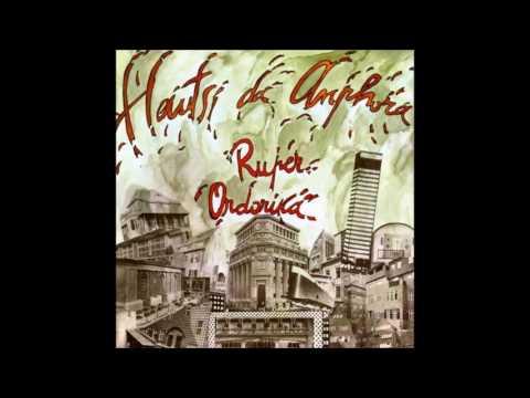 Ruper Ordorika- Hautsi Da Anphora (full Album)