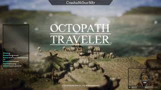 Octopath Traveler Live Playthrough part 8