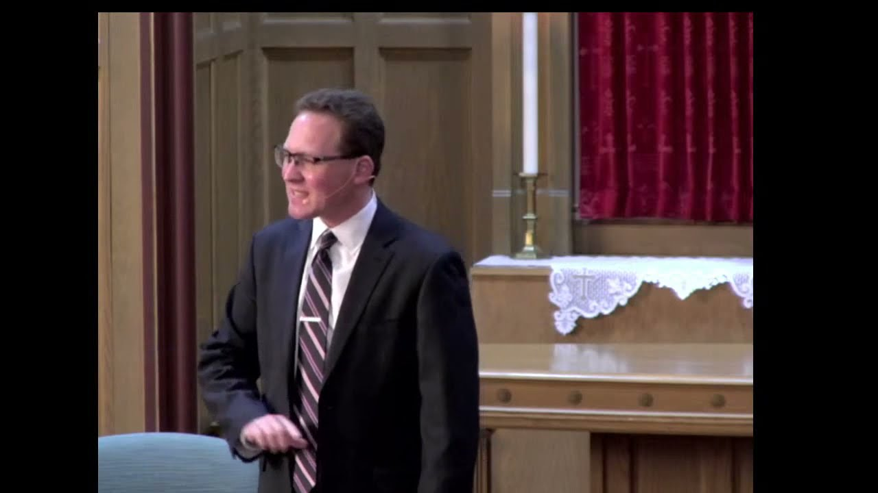 Praying Together (Acts 1:12-14) - Rev. Michael Birbeck