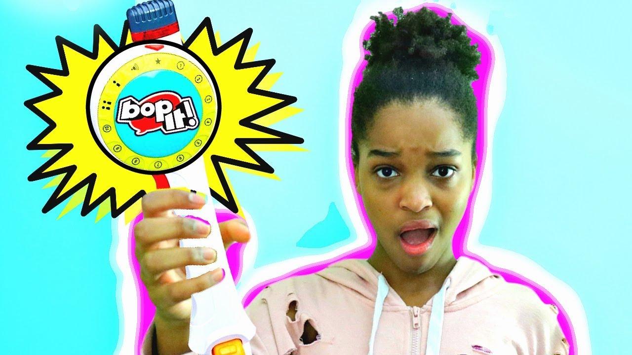 BOP IT! - Shasha and Shiloh - Onyx Kids - YouTube