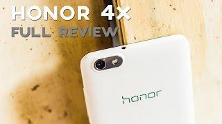 Huawei Honor 4X - Full Review (Gaming + Camera Review)
