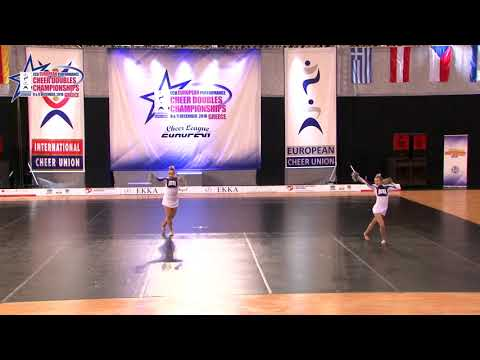 104 JUNIOR DOUBLE FREESTYLE POM Chalecka   Lubera SHIVA DANCE STUDIO POLAND