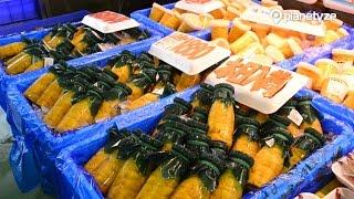 Miyako Fish Market, Iwate | One Minute Japan Travel Guide