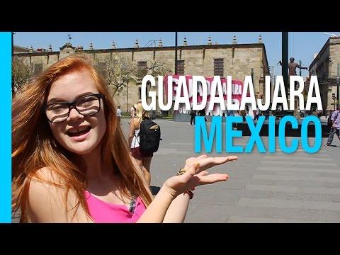 GUADALAJARA MEXICO   TLAQUEPAQUE   EP 47 RV TRAVEL VLOG