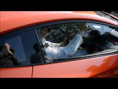 Pasban IT Group 1st Lamborghini in Pakistan