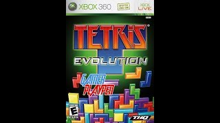 Tetris Evolution Xbox 360 Gamerplaypen Live
