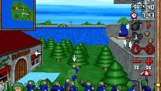 Lemmings 3D - Mayhem Level 20