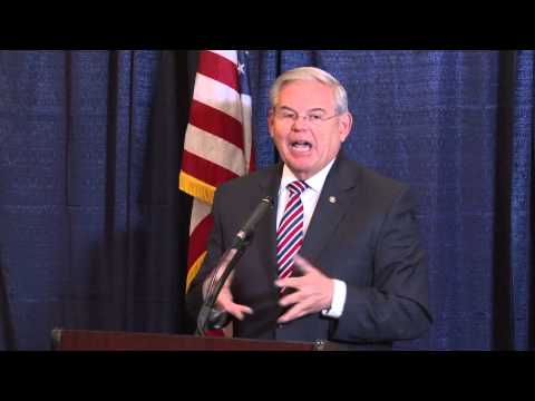 "U.S. Sen. Robert Menendez will ""continue to fight"" despite corruption charges"
