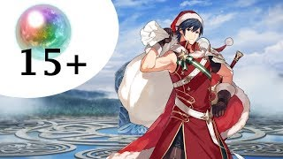 Feh Christmas Banner.Fire Emblem Heroes 520 Orbs Summons Christmas Banner