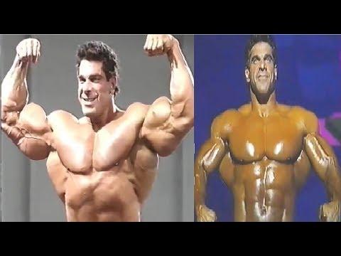 lou ferrigno offseason vs lou ferrigno contest shape 1994 youtube