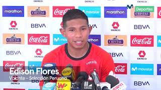 Edison Flores: ¿por qué no es titular en la Selección? | *PREVIA* Perú vs Uruguay