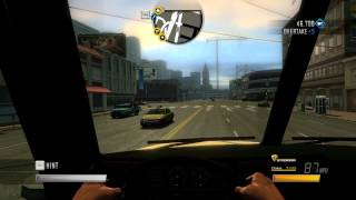 Driver San Francisco Free Roam gameplay [PC] [HD]