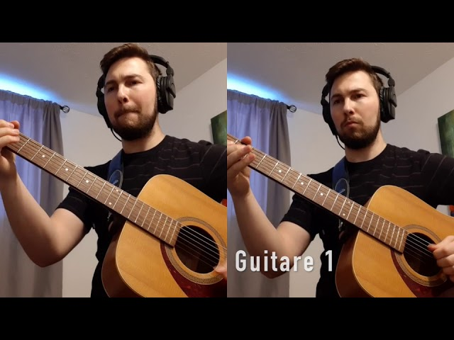 Ensemble de guitare
