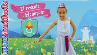 El Rescate del Chupete. Andrea, una Princesa Valiente thumbnail
