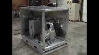 Horlick Motor Generator Set Custom Enclosure Design