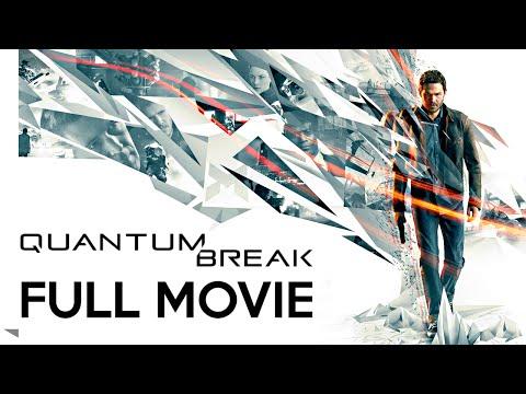 QUANTUM BREAK FULL MOVIE · Complete Walkthrough 1080p Gameplay | Xbox One PC
