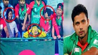 কোটি ভক্তদের কাঁদিয়ে হঠাৎ একদিন 'বিদায়' বলে দেবেন মাশরাফি Mashrafe | BD cricket news