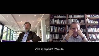 #RDVSolidaire avec Sébastien Bazin, PDG du Groupe Accor