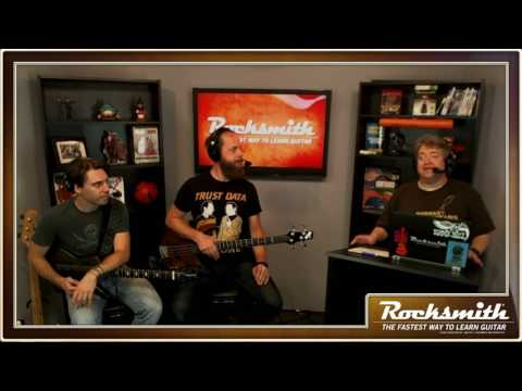 Rocksmith Remastered -- 70s Mix II -- Live from Ubisoft Studio SF