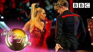 Week 1's top five viewed dances on YouTube 🚀 👏 - BBC Strictly 2019