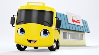 Buster And The Carwash | Gecko's Garage Songs | Children's Music | Vehicles For Kids!