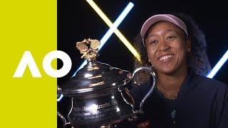 Interview: 2019 champion Naomi Osaka | Australian Open 2019