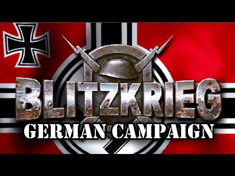 Blitzkrieg. German Full Campaign.