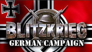 Blitzkrieg. German full campaign.