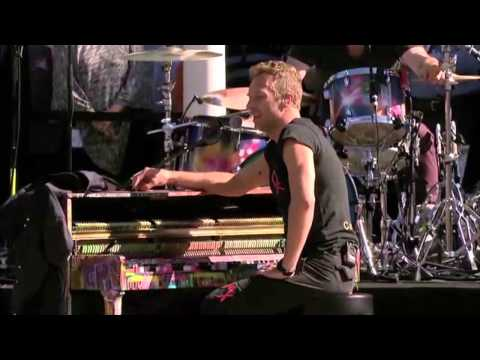 Coldplay live A celebration of Steve jobs memorial 2011 HD