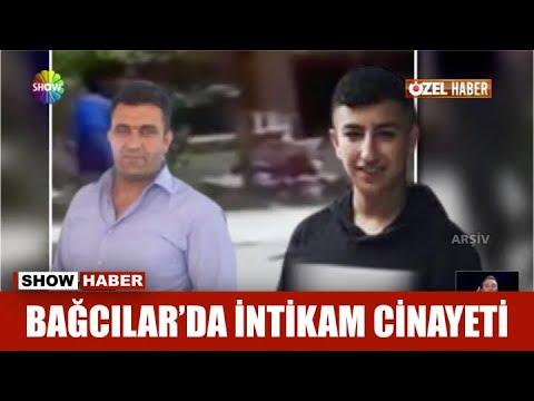 Bağcılar'da intikam cinayeti